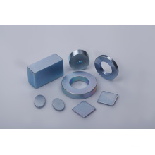 Neodymium Magnet with Zinc Coating in Different Shapes