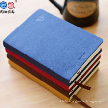 Hardcover Printed PU Custom Notebook (PU-A5-01)