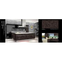 Современный кухонный шкаф