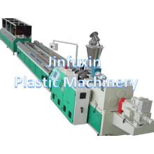 UPVC Plastic Window Profile Extrusion Machine