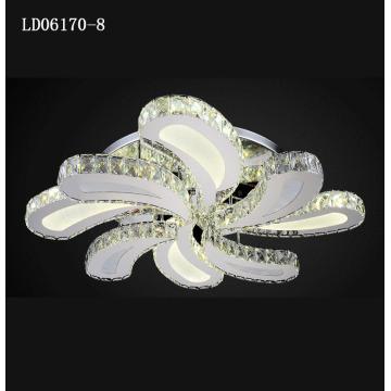 nouveau moderne k9 lampe en cristal lustre en cristal lustre boule de verre