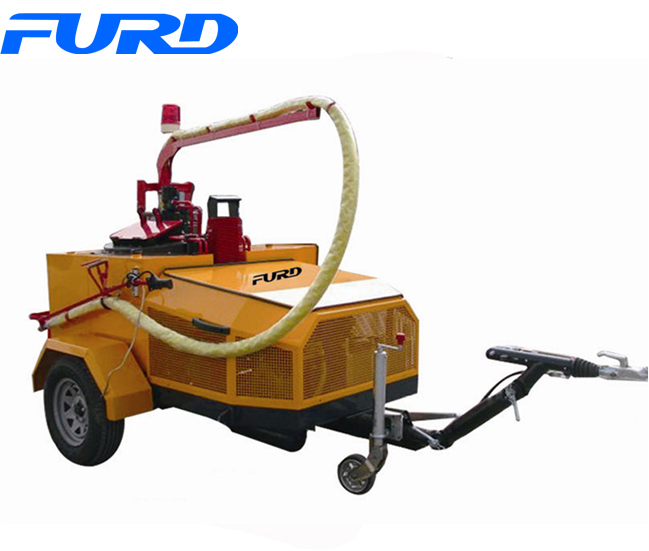 asphalt crack sealing machine