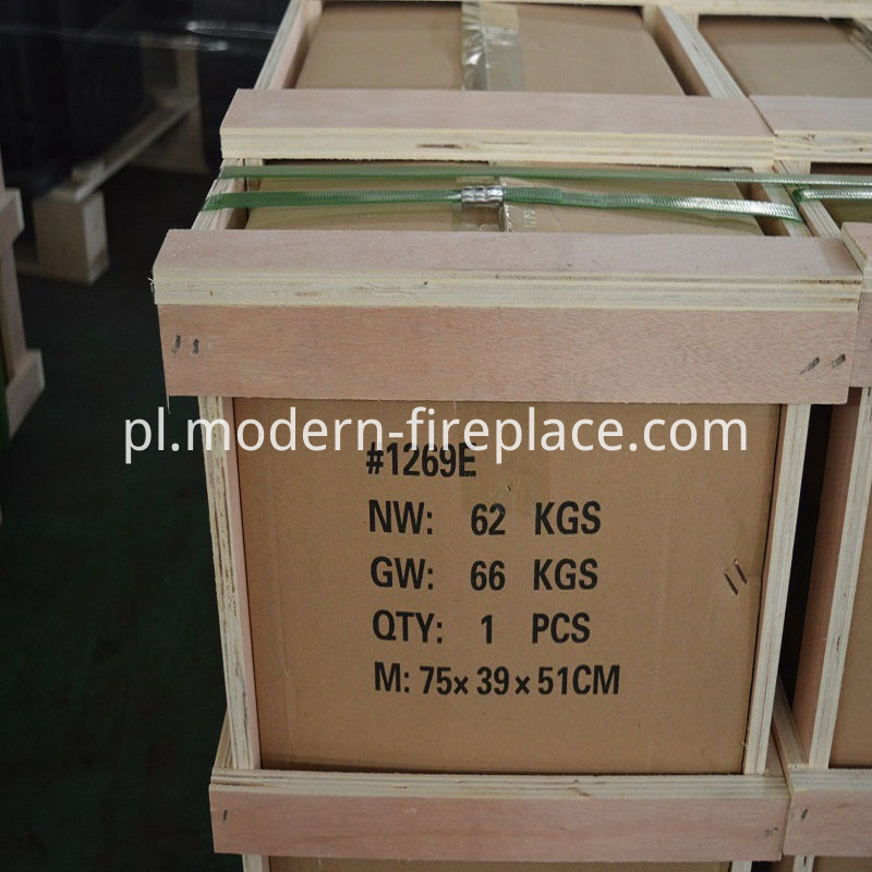 Fireplaces Surrounds For Sale Packaging
