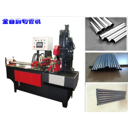 Metal automatic pipe bending machine