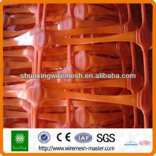 Rede de segurança de plástico HDPE