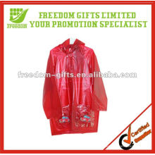 Promotional High Quality PVC Rainwear