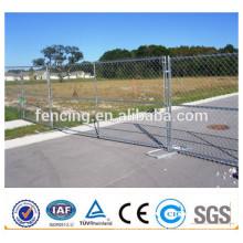 Cerca da rede de arame do quadro de painel / painéis de cerca soldados provisórios do metal para a venda (preço de fábrica)