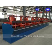 Machine de flottation de minerai de minerai d'or Minerais