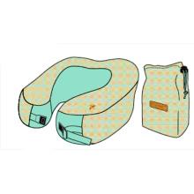 U-образная дорожная подушка с принтом