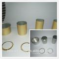 Lubricación con aceite para DOS Hoja de aluminio 8011/3105/5052 para tapa de PP, cierre ROPP, extremos abiertos fáciles, cierres de botella, tapón de rosca de metal