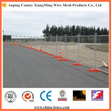 Removable Galvanized Steel Temporary Fencing for Sale