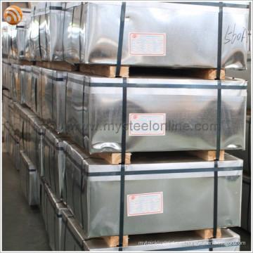 Hoja de hojalata de alto coste efectiva para lata de regalo de metal