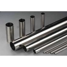 Tubo de la soldadura del acero inoxidable / pipa (grado 201, 202, 301, 304)