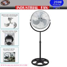 Ventilador industrial con función hacia arriba y hacia abajo
