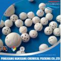 Alúmina micro porosa Bolas de cerámica