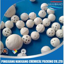 Микро-пористых глинозема керамические шарики