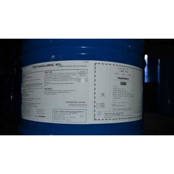 Triethanolamine de qualité industrielle 99% min