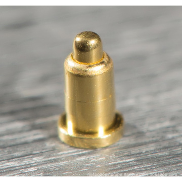 Brass Pogo Pin Electronic Connector for SMT