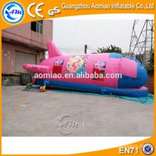 Casa inflable de la despedida de la arca de Noah gigante para la venta