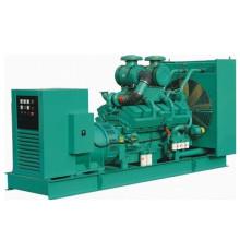 Conjunto de generador de combustible dual con motor Perkins