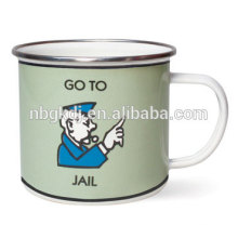 Go To Jail Mug Go To Jail Mug
