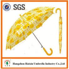 Professionelle Auto Open süß drucken Kinder Regenschirme billig