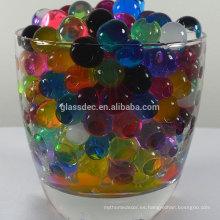 Perlas de polímero absorbente de agua