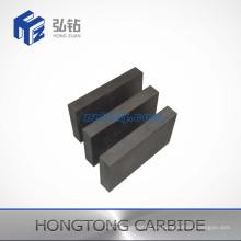 Tipo e tamanho diferentes da ferramenta de carboneto de tungstênio