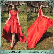 Bella Bride designer vestidos vermelhos Guangzhou tipos diferentes de vestidos projeta longo vestido de formatura