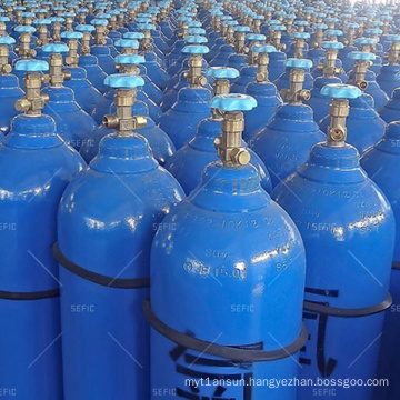 Seamless Steel Gas cylinder lpg cooking gas cylinder