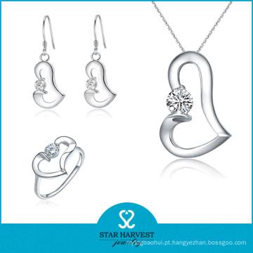 2016 925 prata melhor venda de jóias com alta qualidade (J-0122)