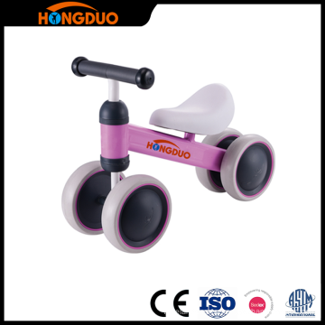 Hongduo Customized pink mini kids balance bike