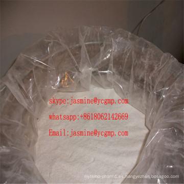 Grado de medicina de grado cosmético, grado alimenticio, ácido hialurónico 9004-61-9