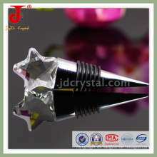 Crystal Wine Stopper para regalos de boda (JD-WS-406)