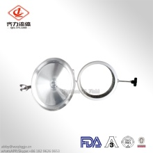 Sanitary Stainless Steel 304/316L Manhole Cover