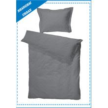 Conjunto de capa de edredão de algodão dormitório