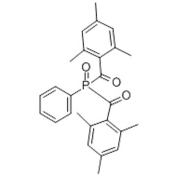 Photoinitiator 819 Phenylbis (2,4,6-trimethylbenzoyl) phosphinoxid CAS 162881-26-7