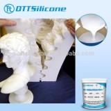 Liquid Molding Making RTV-2 Silicone Rubber for Gypsum Ornament