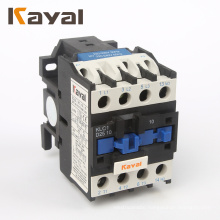 Free sample 50% silver point ac contactor LC1-D electrical wholesales price 3 pole ac contactor  25a lc1-d 2510 contactor