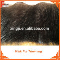 Mink Fur Trimming By Mink Tail