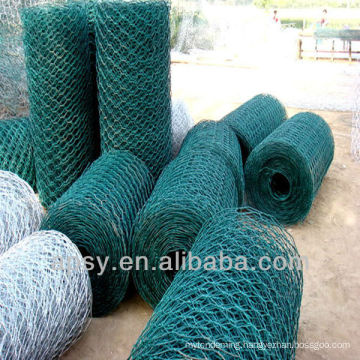 PVC coated Hexagonal Wire Mesh(manufactory)