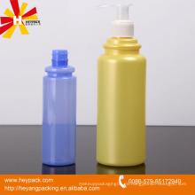 Botella plástica única popular de 100 / 300ml para la venta