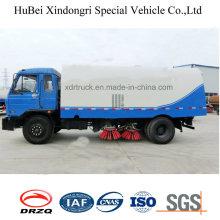 11cbm Хорошее качество Dongfeng 153 Грузовик для уборки дорог Euro 3
