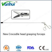 Инструменты для бронхоскопии Новые щипцы для крокодиловой головки