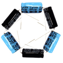 Topmay 350V Aluminum Electrolytic Capacitor Axial Type Tmce15-20