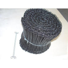 Black Loop End Tie Wire