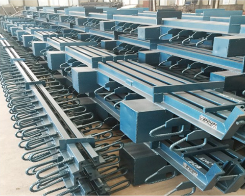 Steel Expansion Joint Edge Beam