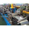 Professional manufacturer of passed CE and ISO YTSING-YD-7105 rain pipe roll forming machine/roll former