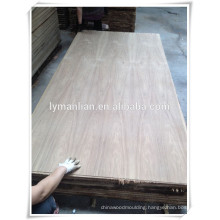 4mm Burma natural teak veneer plywood for india