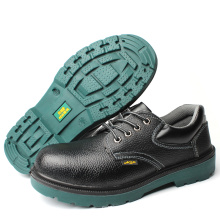 Buffalo Leather Light Weight PU Injection  lab safety jogger safety shoes